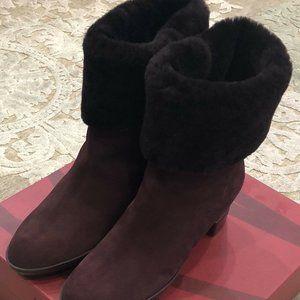 New Salvatore Ferragamo Boots Size 6.5
